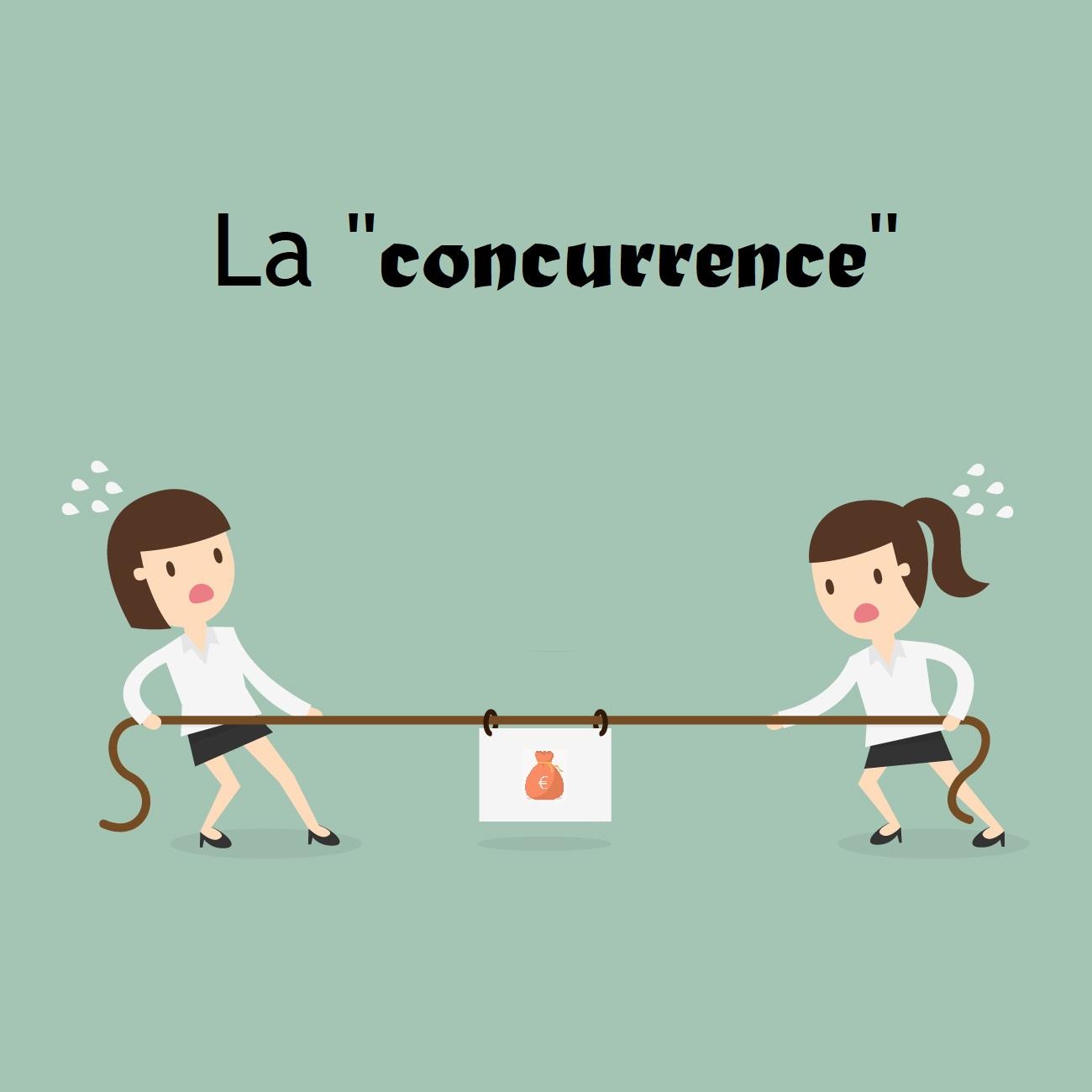 Savoir gérer la concurrence